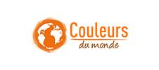 Logo Couleurs du monde