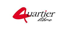 Logo quartiler libre